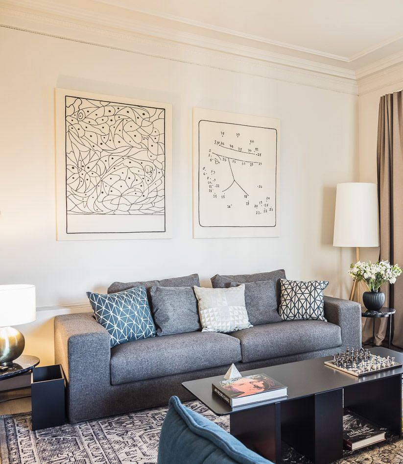Luxury Apartment Barcelona: Casagrand – Luxury Apartments Barcelona