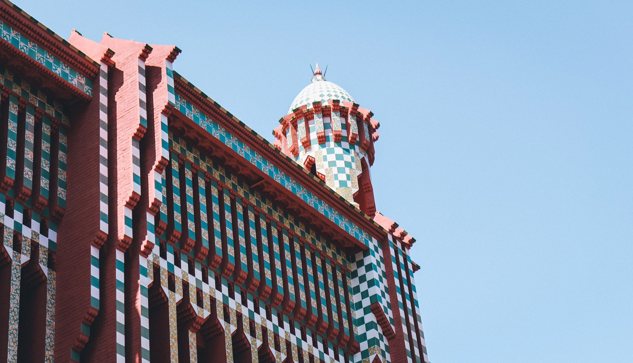 Casa Vicent Barcelona