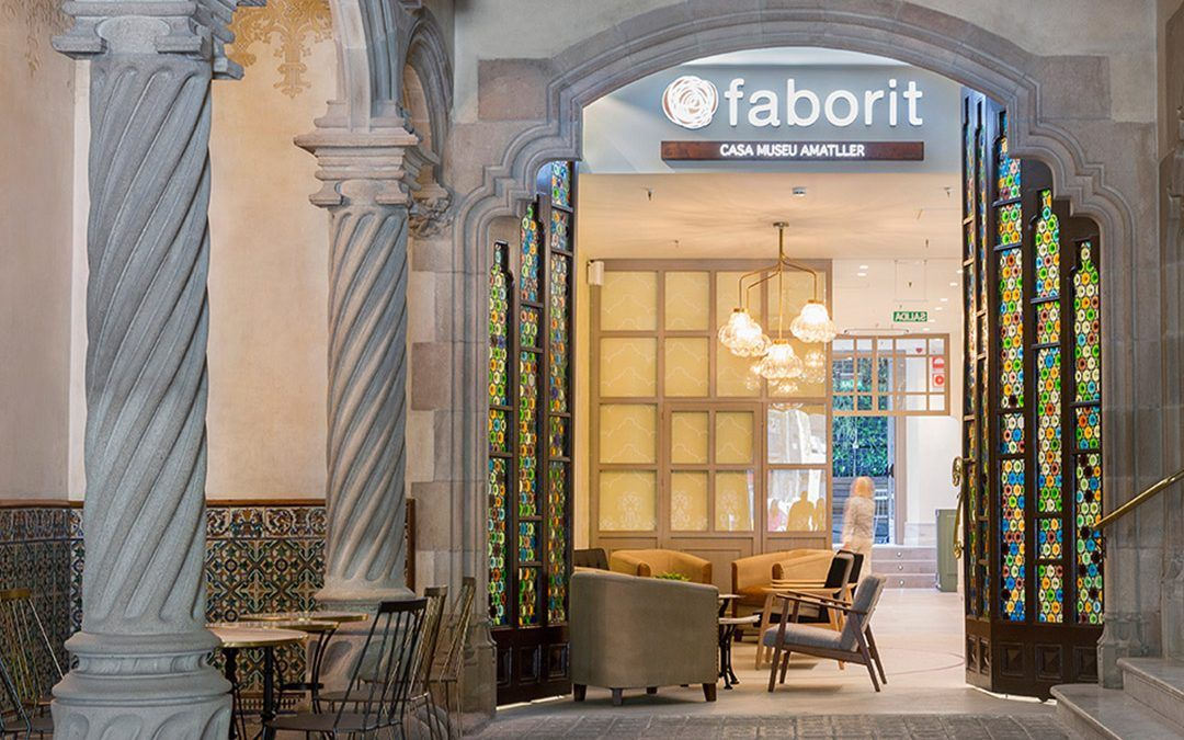Discover the sweetest Barcelona @faborit
